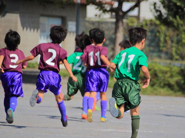 子供・スポーツ・アスリート